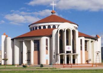 Sanktuarium Relikwii Drzewa Krzyża Świętego w Wałbrzychu