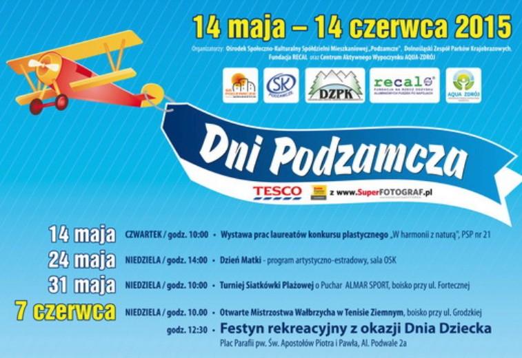 Dni Podzamcza 2015