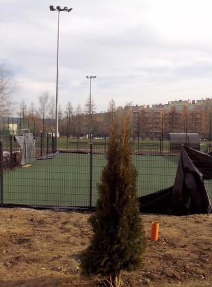 Sportowy Park Malucha - boisko wielofunkcyjne