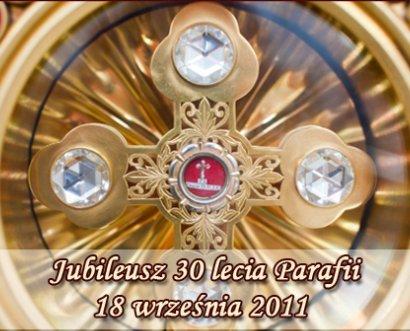 30 lecie parafii