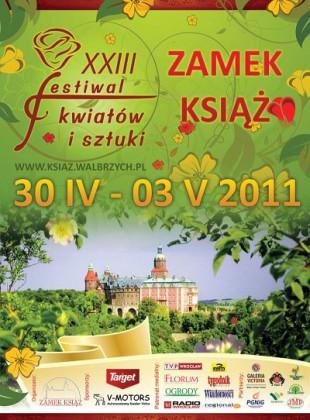 Festiwal kwiatów 2011