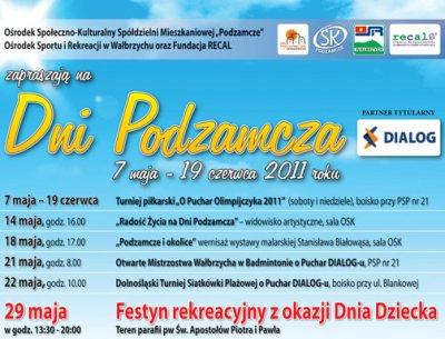 Dni podzamcza 2011