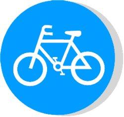Rower - znak